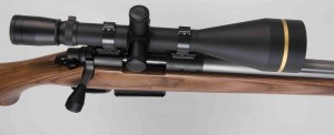 Remington 700 con Leupold